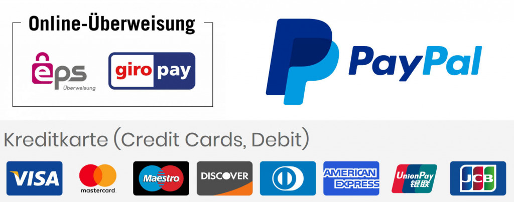 Zahlungsmethode